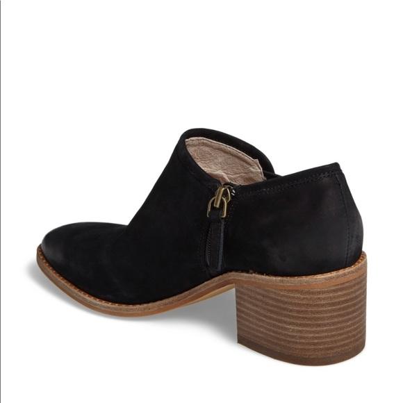 Caslon Black Ankle Booties